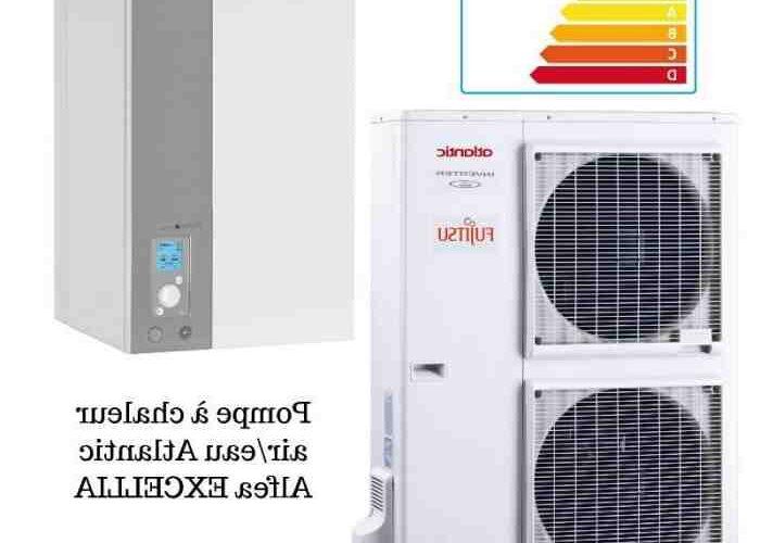 Comment fonctionne une pompe à chaleur air eau Atlantic ?