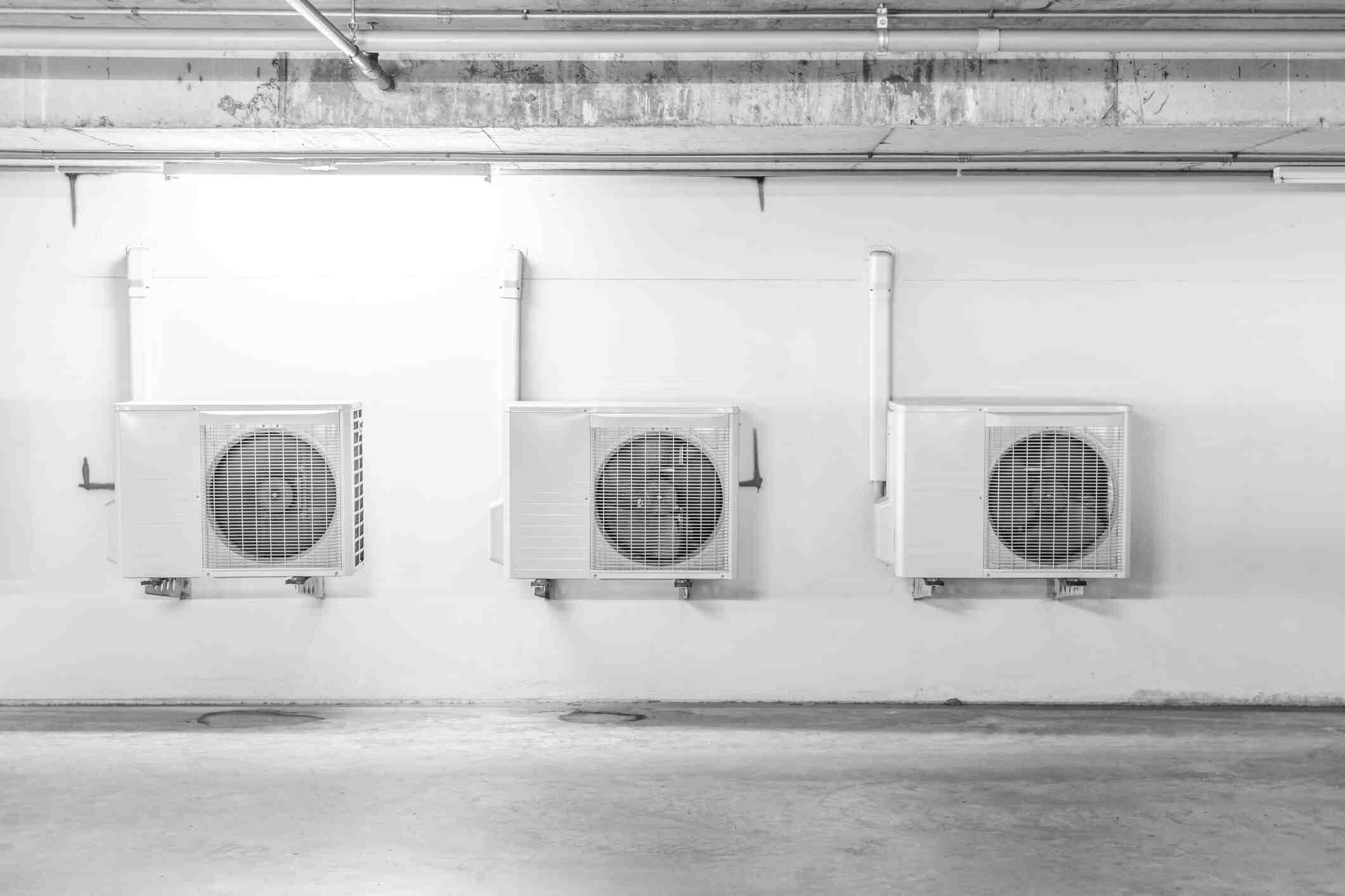 Où installer une pompe à chaleur Air-air ?