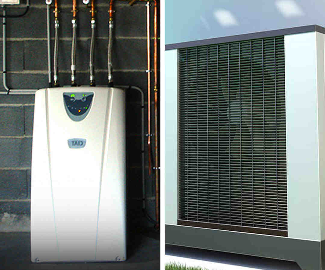 Où installer une pompe à chaleur air eau ?