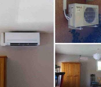 Pompe a chaleur air air