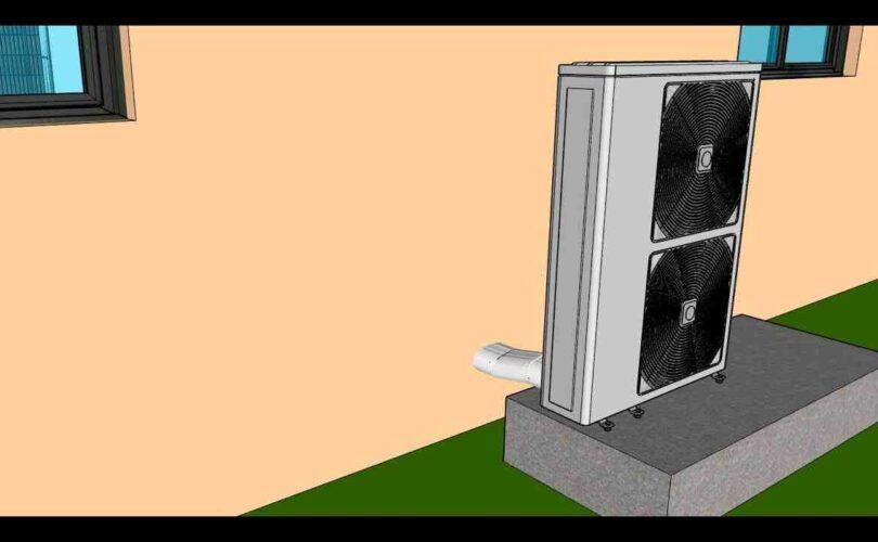 Quel est le prix d'une pompe à chaleur air eau Atlantic ?