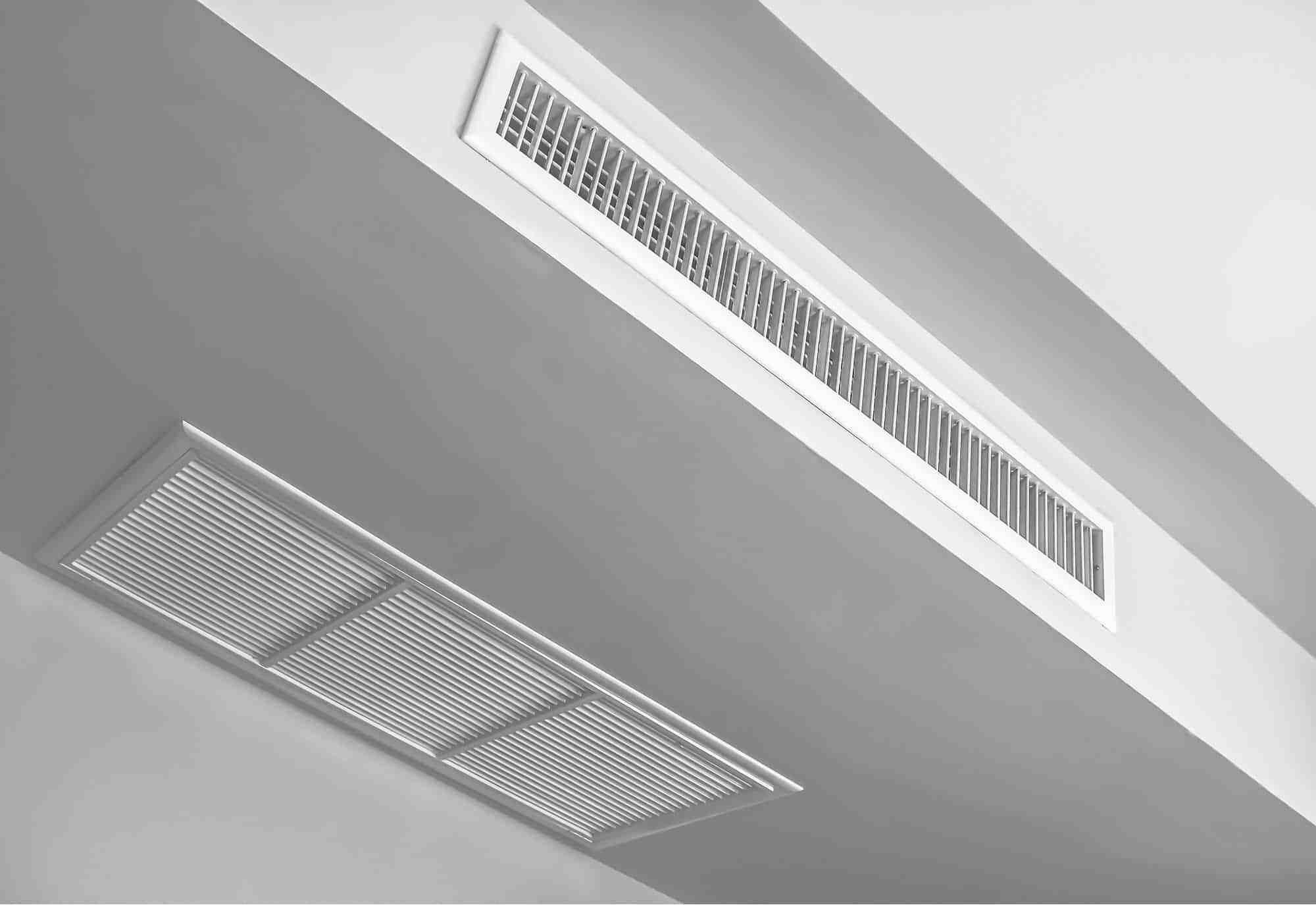 Quelle hauteur faux plafond pour clim gainable ?