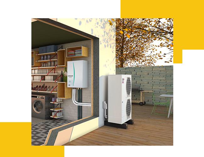 Quelles aides pour pompe à chaleur Air-air ?